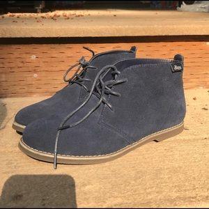 Bass suede chukka boots - women's 8.5 worn once